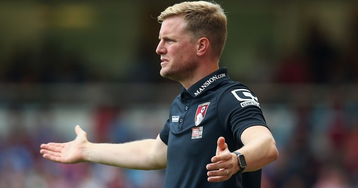 Eddie Howe: Does not expect Bournemouth to spend a great deal