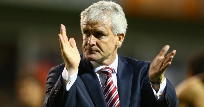 Mark Hughes: Could start Bojan