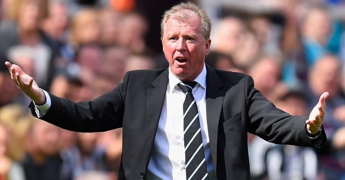 Steve McClaren: Left bewildered by Sergio Aguero's five-goal haul