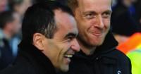 Roberto Martinez: Has hailed management protege Garry Monk