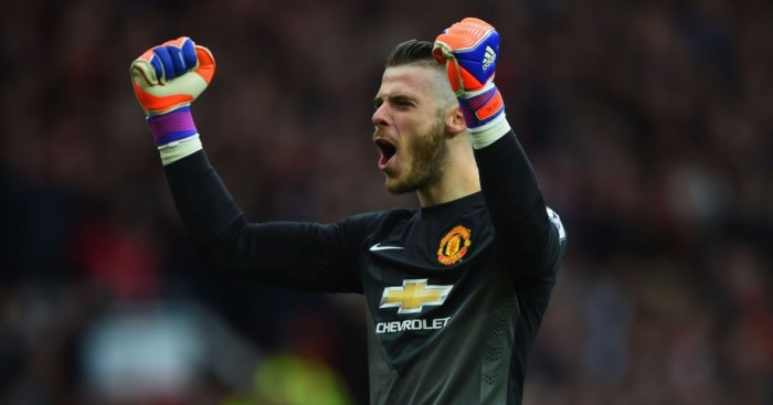 David de Gea: Failed to secure move to Real Madrid