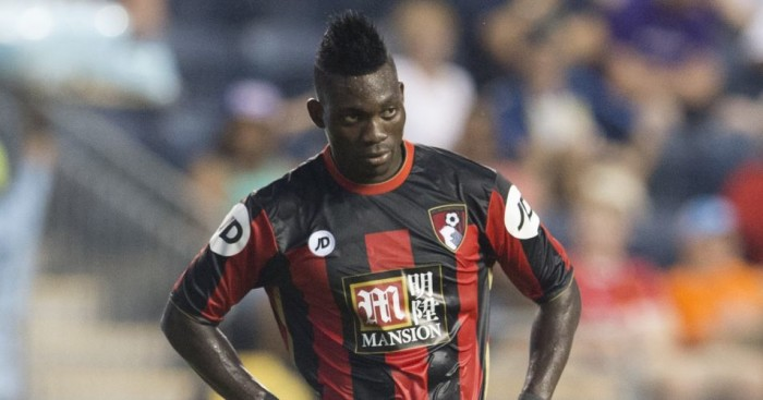 Christian Atsu: Is hoping to impress at Bournemouth this season to increase his Chelsea chances