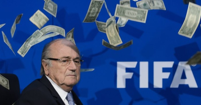 FIFA: Probing Germany