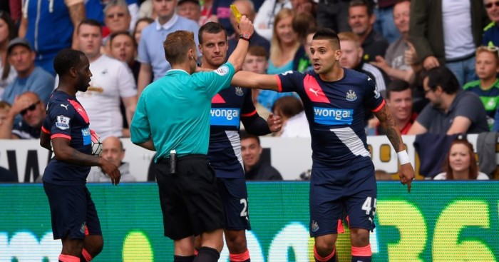 Aleksandar Mitrovic: Warned to curb his aggression by Steve McClaren