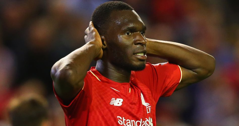 Christian Benteke: Liverpool striker is struggling with hamstring injury