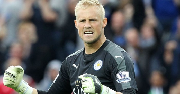Kasper Schmeichel: Yet to keep a clean sheet this season