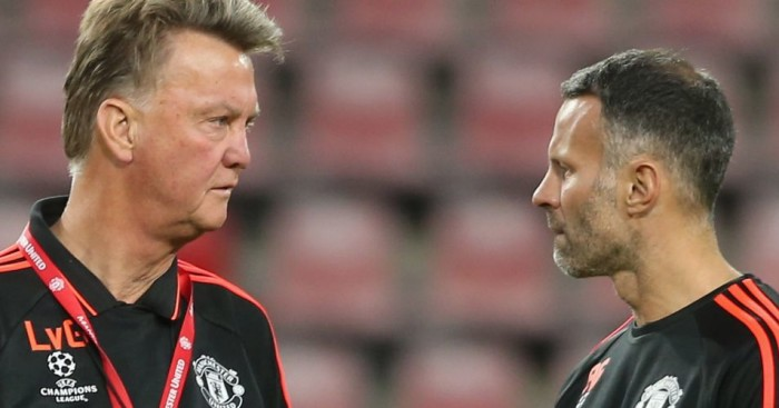 Ryan Giggs: Learning the ropes from Louis van Gaal