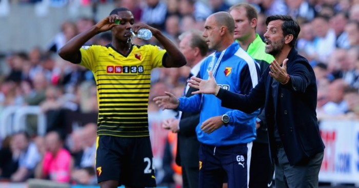 Odion Ighalo: Flores hails loyal Ighalo