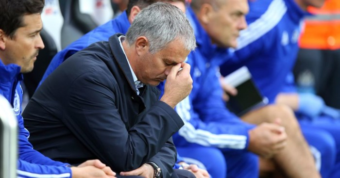 Jose Mourinho: Has an obligation to lift his ailing Chelsea players, says Gary Neville