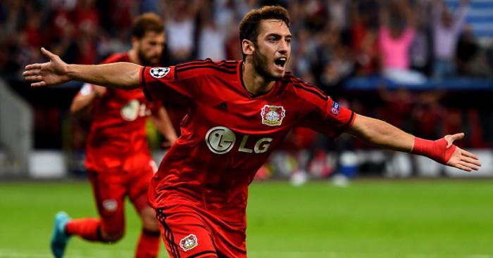 Hakan Calhanoglu: Bayer Leverkusen star linked with move to Manchester United