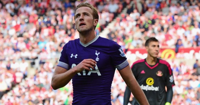 Harry Kane: Tottenham striker without a Premier League goal this season