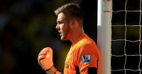 Jack Butland: Set to face Lithuania