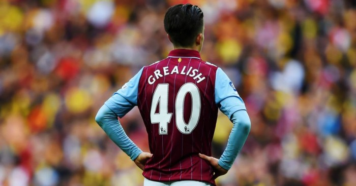 Jack Grealish: Aston Villa midfielder could represent England or Ireland