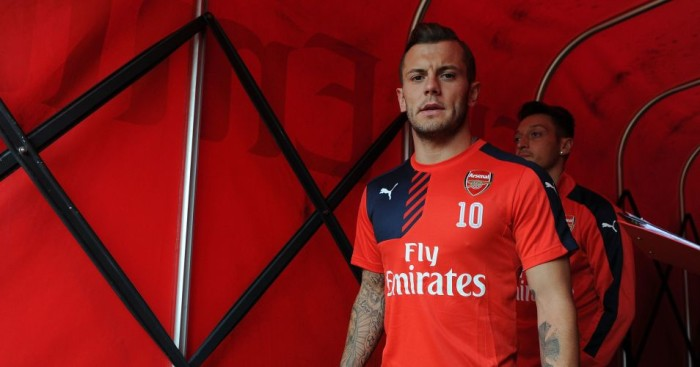 Jack Wilshere: Closing on return for Arsenal