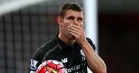 James Milner: Liverpool midfielder has defended Brendan Rodgers