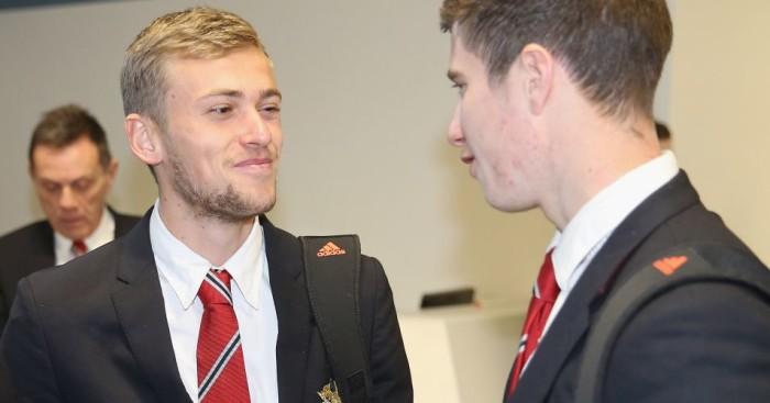 James Wilson Manchester United TEAMtalk