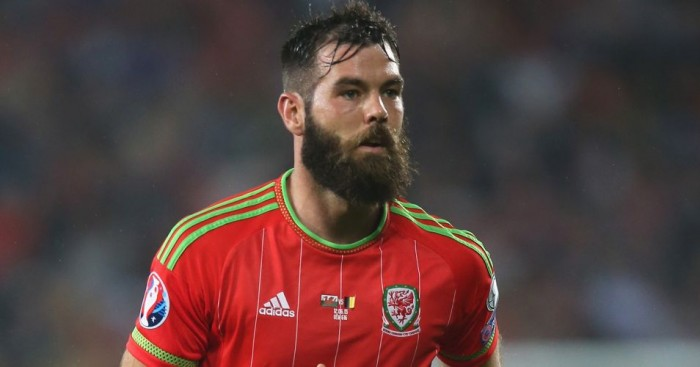 Joe Ledley: Midfielder could make remarkable comeback