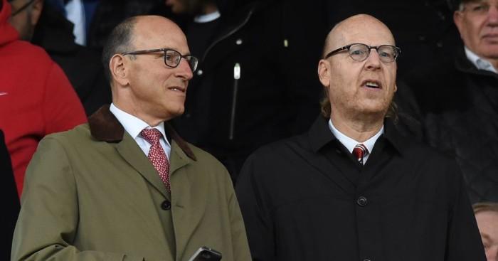 Joel Glazer (left) and Avram Glazer: Set for Manchester United dividends