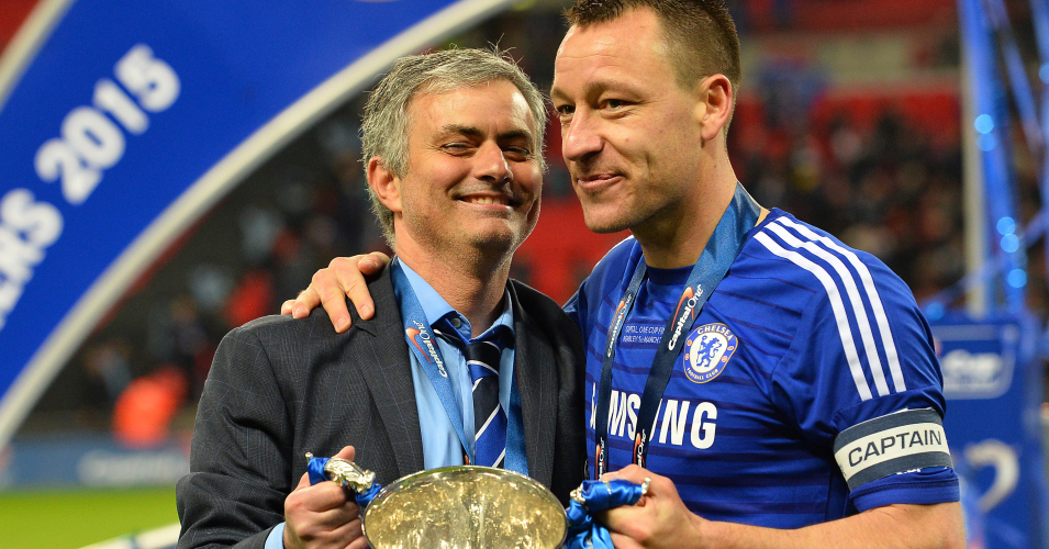 John Terry: Insists Chelsea squad all have faith in Jose Mourinho