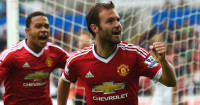 Juan Mata: Content with life in Manchester
