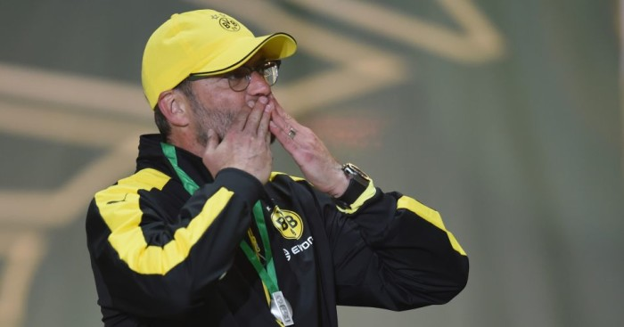 Jurgen Klopp; Former Borussia Dortmund backed for Liverpool by Dietmar Hamann