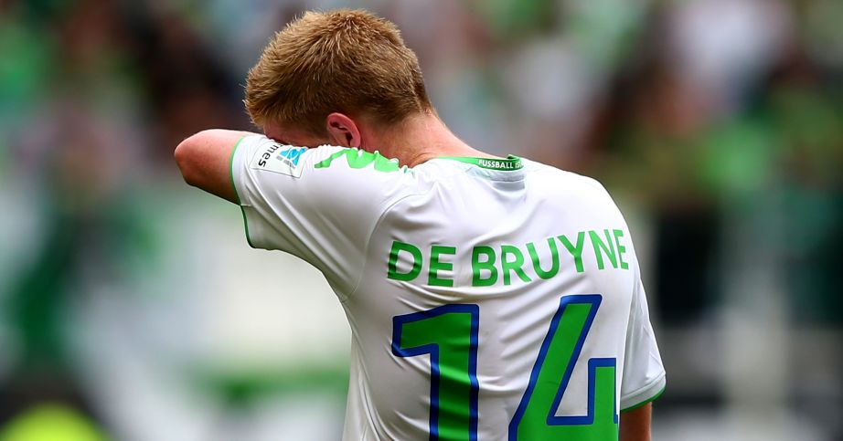 Kevin De Bruyne: Most expensive signing of the summer for Manchester City