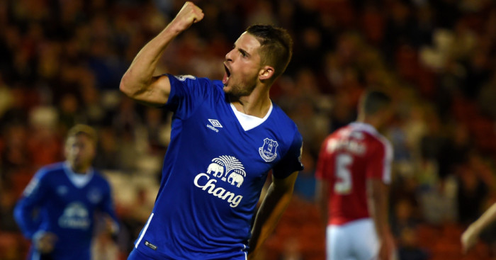 Kevin Mirallas Everton TEAMtalk