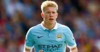Kevin De Bruyne: Hoping to score in his fourth consecutive game
