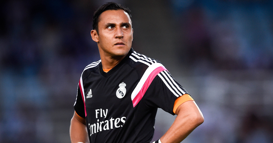 Keylor Navas: Real Madrid keeper almost joined United