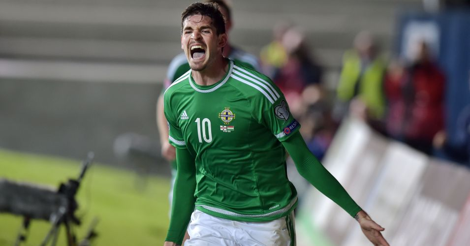 Kyle Lafferty: Could yet move to Leeds in January