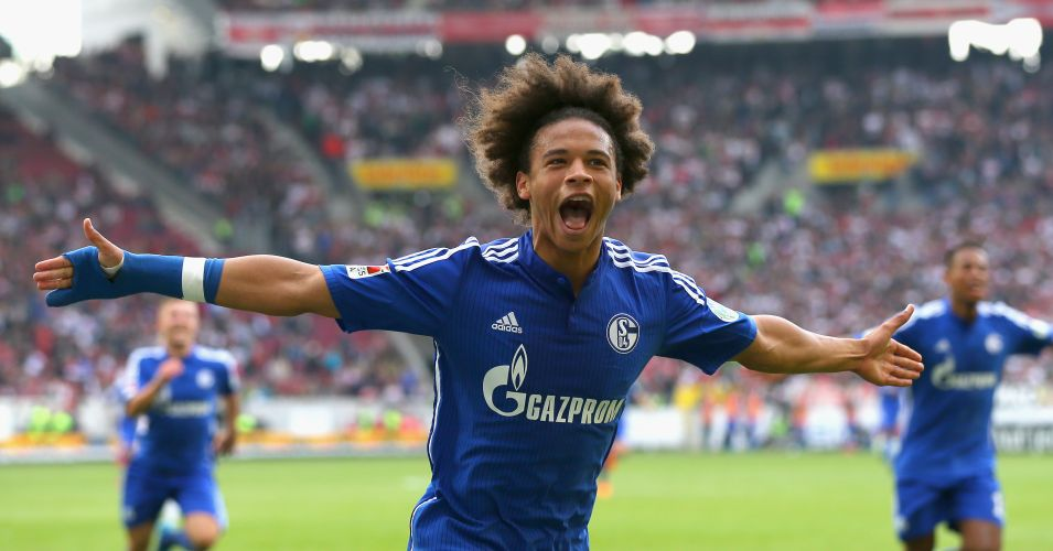 Leroy Sane: Schalke forward linked with Liverpool in Germany