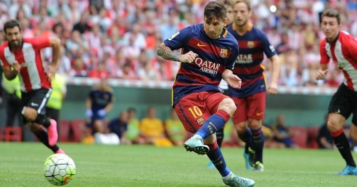 Lionel Messi Barcelona TEAMtalk