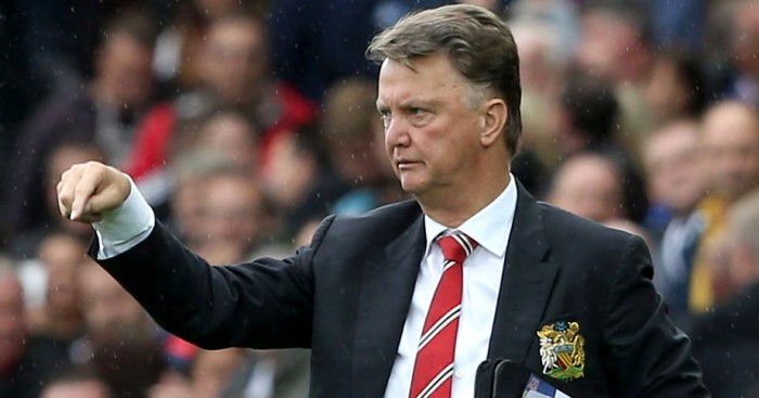Louis van Gaal: Manchester United manager praised by Xavi