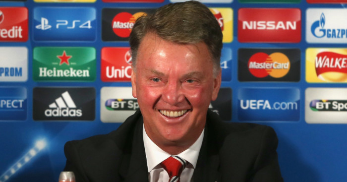 Louis van Gaal: Wants a winter break