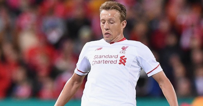 Lucas: Hoping to help Klopp to victory on Anfield debut