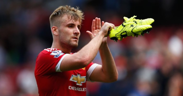 Luke Shaw: Manchester United defender set for second operation