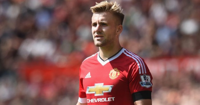 Luke Shaw: Not yet ready to return for Manchester United