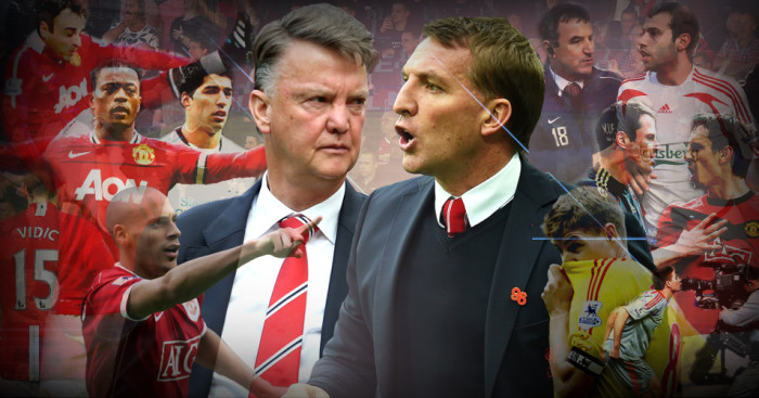 Manchester United v Liverpool: Sides meet at Old Trafford on Saturday