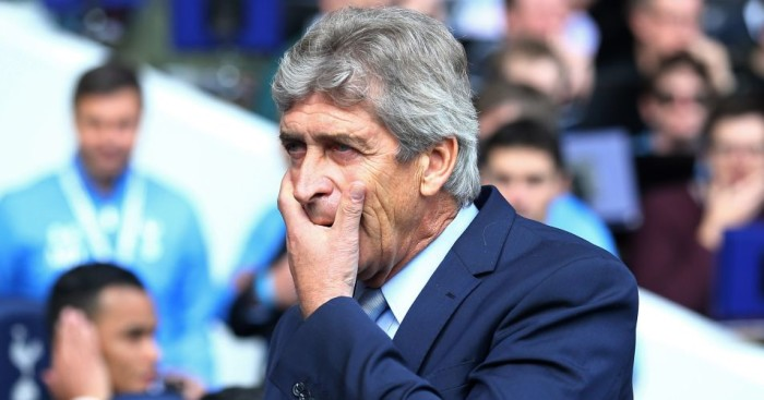 Manuel Pellegrini: No room for error