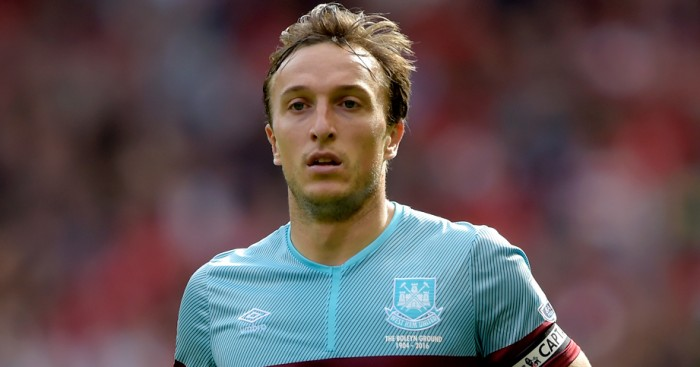 Mark Noble: Excited by the direction West Ham are heading
