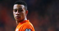 Memphis Depay: Left out of latest Holland squad