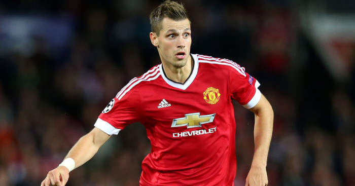 Morgan Schneiderlin: Could be rested by Manchester United