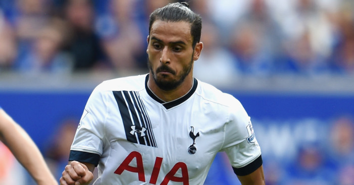 Nacer Chadli: Insists Spurs can win title