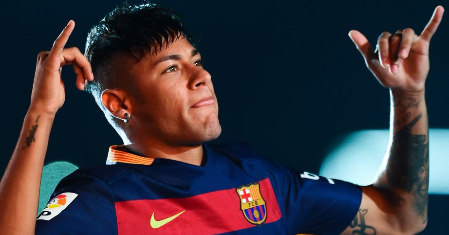 Neymar Barcelona TEAMtalk 2