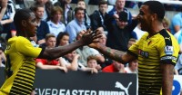 Odion Ighalo and Troy Deeney: Could be given rest on Saturday