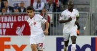 Pedro Chirivella: Made his Liverpool debut against Bordeaux