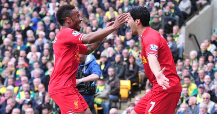 Raheem Sterling and Luis Suarez: Both sold by Liverpool in last two years