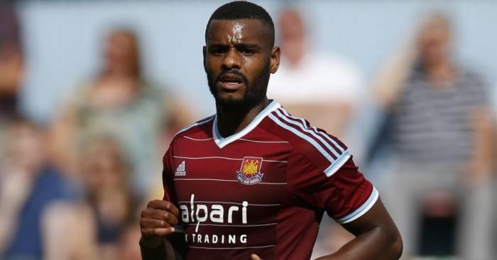 Ricardo Vaz Te: On trial with West Brom