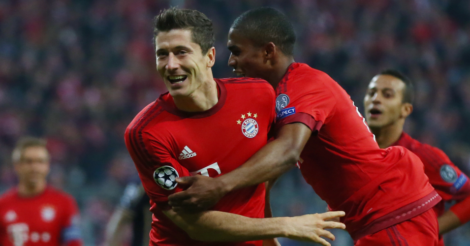 Robert Lewandowski: Linked with £40million switch to Liverpool