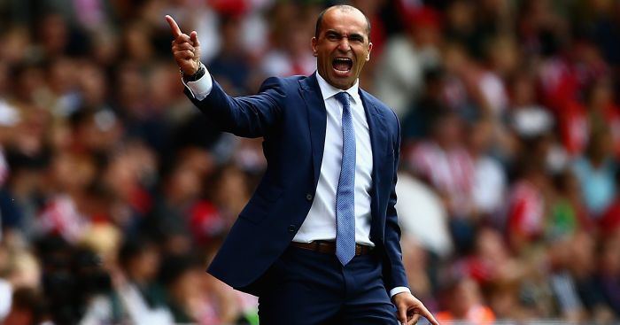 Roberto Martinez: Won the FA Cup three years ago